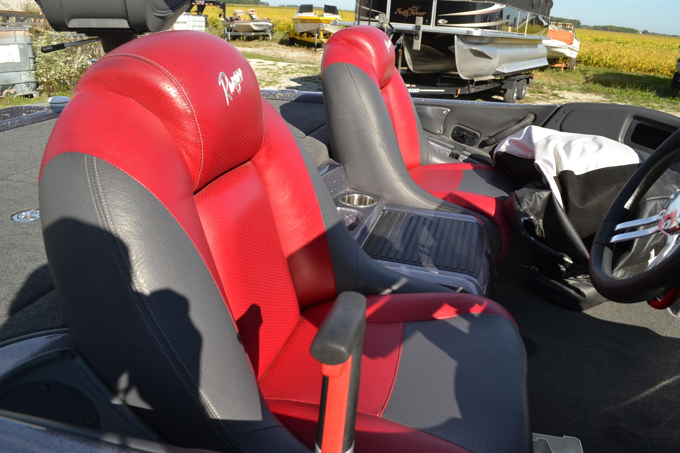 Detail - 2012 Ranger Z119 SOLD!! - ShermsMarine